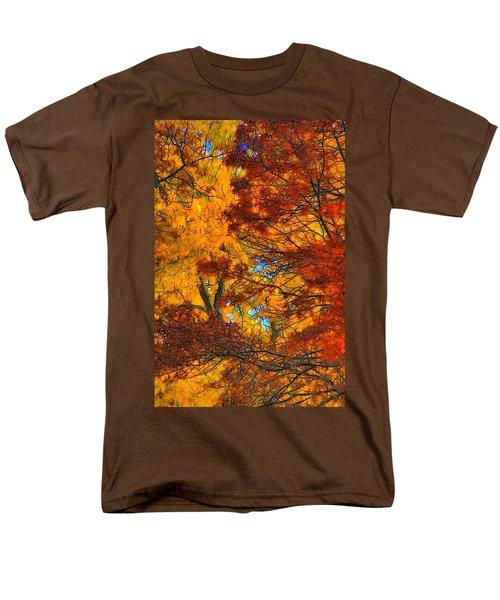 Painterly Men's T-Shirt  (Regular Fit) by Lyle Hatch