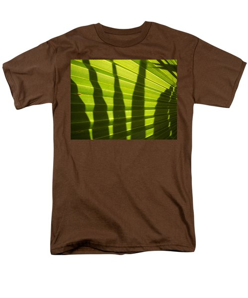 Men's T-Shirt  (Regular Fit) featuring the photograph Palmetto 4 by Renate Nadi Wesley