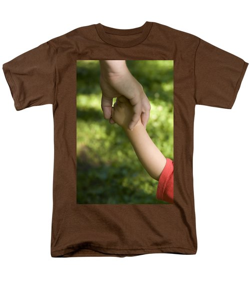 Parenthood Men's T-Shirt  (Regular Fit) by Ian Middleton