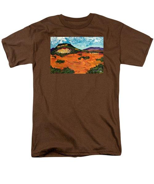 Pedernal Men's T-Shirt  (Regular Fit)