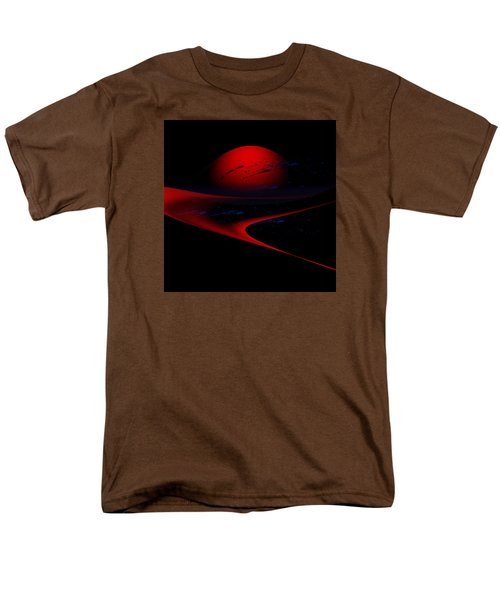 Penman Original-347 Cosmic Curve Men's T-Shirt  (Regular Fit) by Andrew Penman
