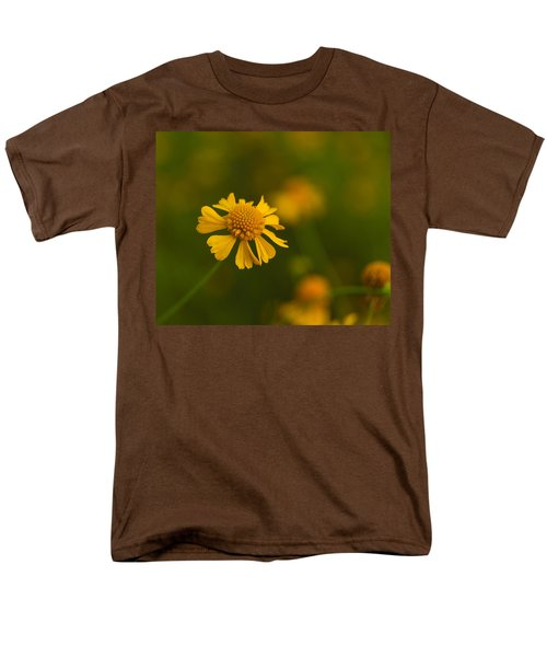 Petals Of Nature Men's T-Shirt  (Regular Fit) by Christopher L Thomley