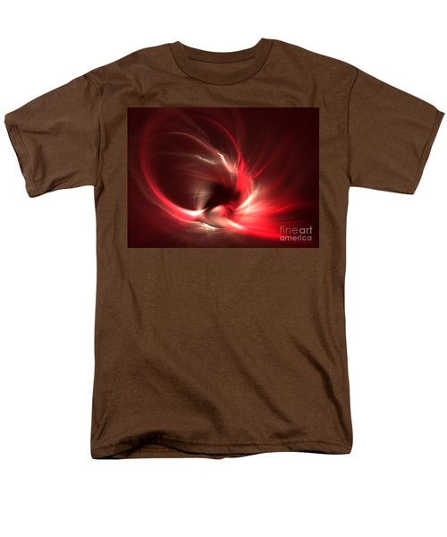 Phoenix Men's T-Shirt  (Regular Fit) by Kim Sy Ok