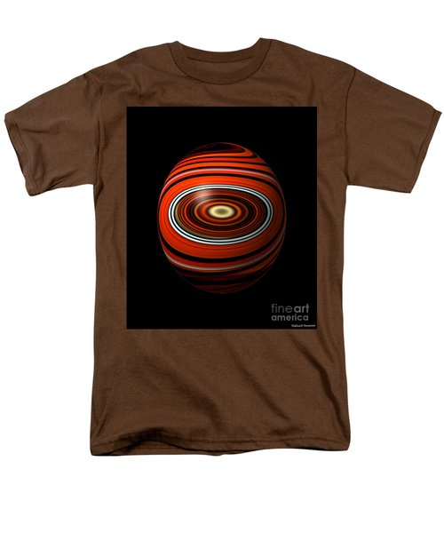 Planet Eye Men's T-Shirt  (Regular Fit) by Thibault Toussaint