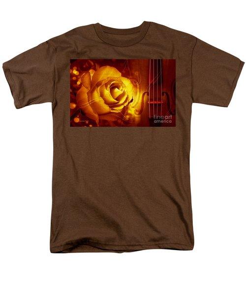 Play A Love Song Men's T-Shirt  (Regular Fit)