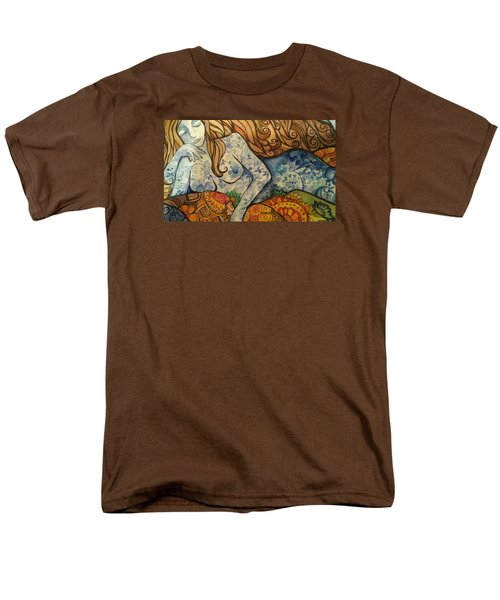 Ponder Men's T-Shirt  (Regular Fit) by Claudia Cole Meek