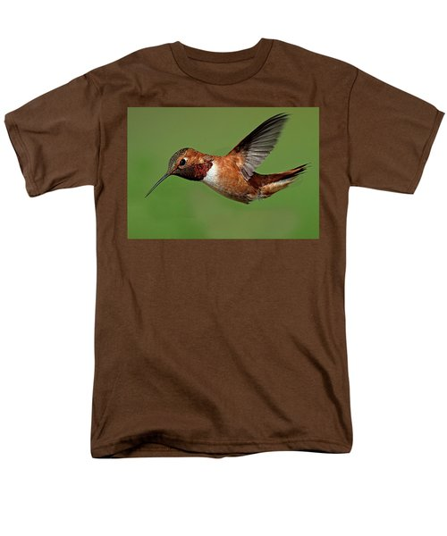 Potrait Men's T-Shirt  (Regular Fit) by Sheldon Bilsker