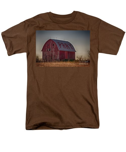 Pray Men's T-Shirt  (Regular Fit) by JRP Photography