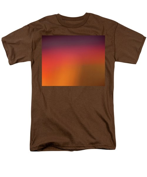 Men's T-Shirt  (Regular Fit) featuring the photograph Pretend Sunrise by CML Brown