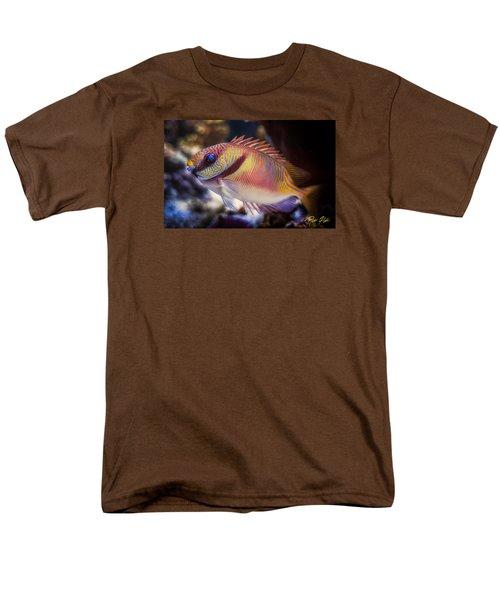 Rabbitfish Men's T-Shirt  (Regular Fit) by Rikk Flohr