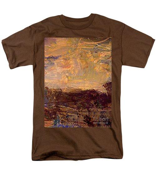 Radiant Light Men's T-Shirt  (Regular Fit) by Nancy Kane Chapman