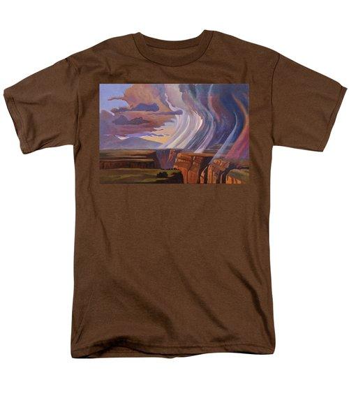 Rainbow Of Rain Men's T-Shirt  (Regular Fit)