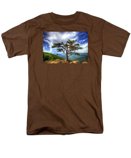 Ravens Roost Tree Men's T-Shirt  (Regular Fit) by Greg Reed