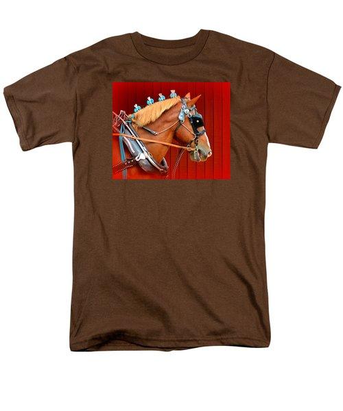 Ready To Pull Men's T-Shirt  (Regular Fit) by Lori Seaman