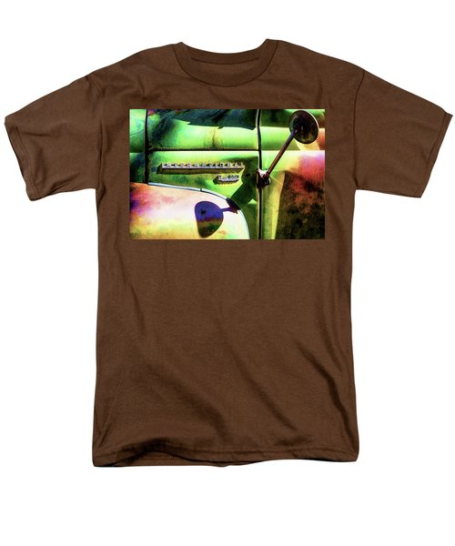 Rear View Mirror Men's T-Shirt  (Regular Fit) by Robert FERD Frank