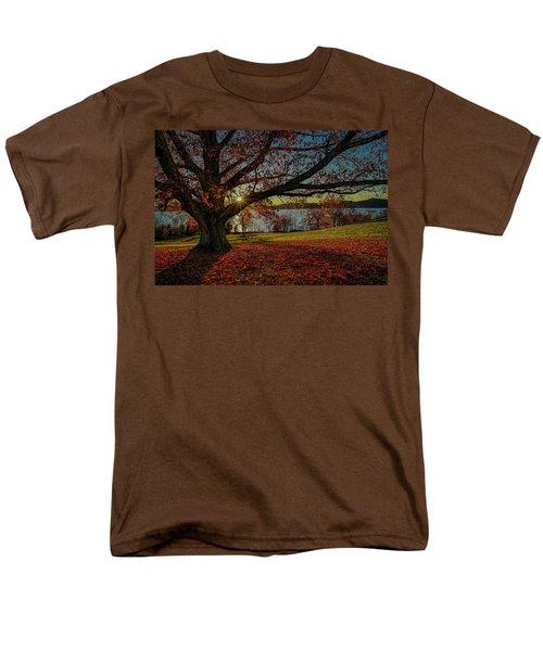 Red Carpet Men's T-Shirt  (Regular Fit) by Jeffrey Friedkin