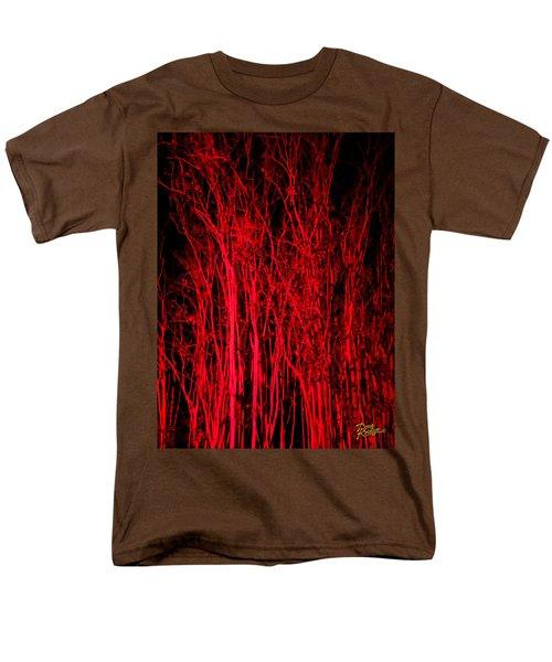 Red Magic Men's T-Shirt  (Regular Fit) by Doug Kreuger