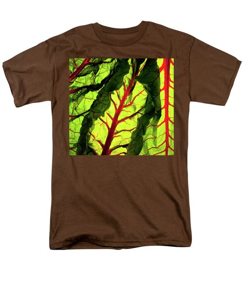 Red River Men's T-Shirt  (Regular Fit) by Bobby Villapando