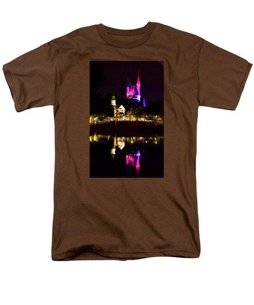 Reflecting Dreams Men's T-Shirt  (Regular Fit) by William Bartholomew