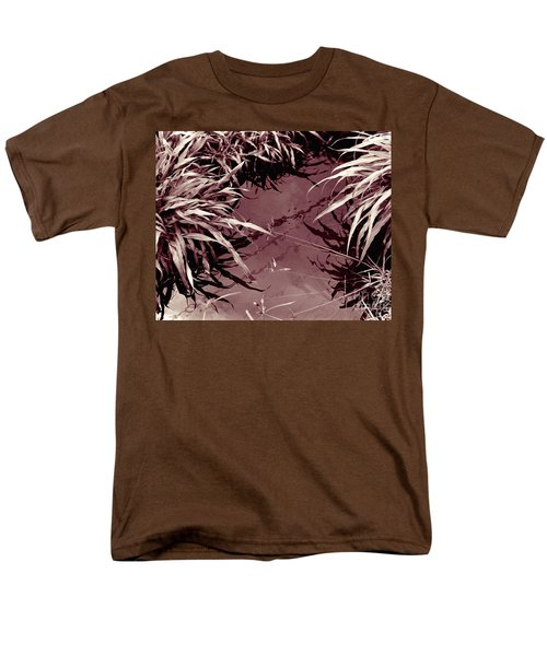 Men's T-Shirt  (Regular Fit) featuring the photograph Reflections 2 by Mukta Gupta