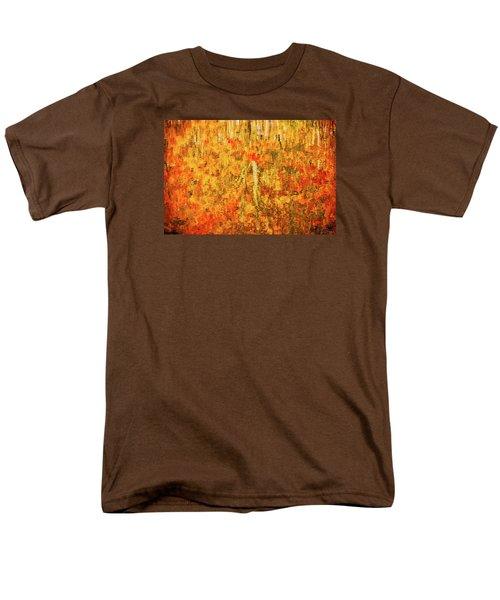 Reflections Of Fall Men's T-Shirt  (Regular Fit)