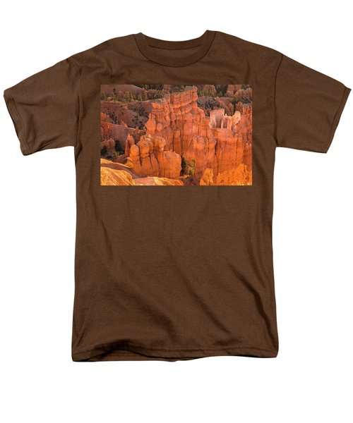 Reflections Of Morning Light Men's T-Shirt  (Regular Fit) by Angelo Marcialis