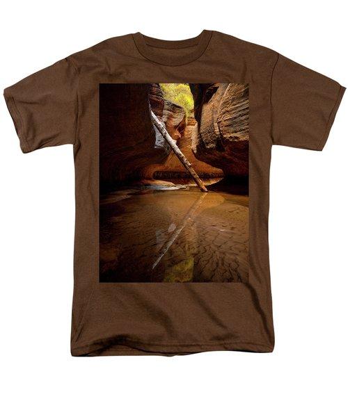 Men's T-Shirt  (Regular Fit) featuring the photograph Reunion by Dustin LeFevre