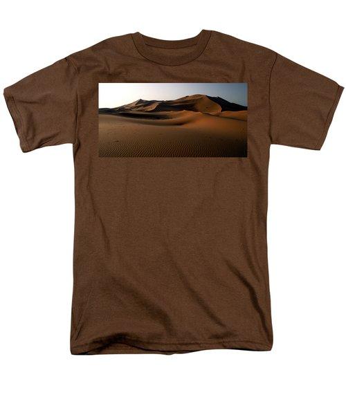 Ripples In The Sand Men's T-Shirt  (Regular Fit) by Ralph A  Ledergerber-Photography