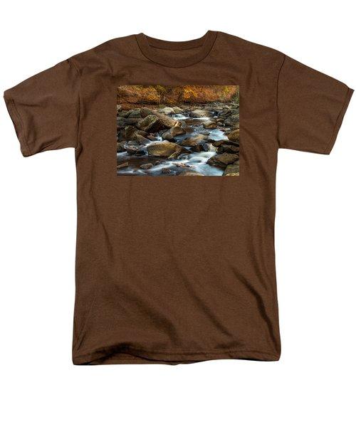 Rock Creek Men's T-Shirt  (Regular Fit) by Ed Clark