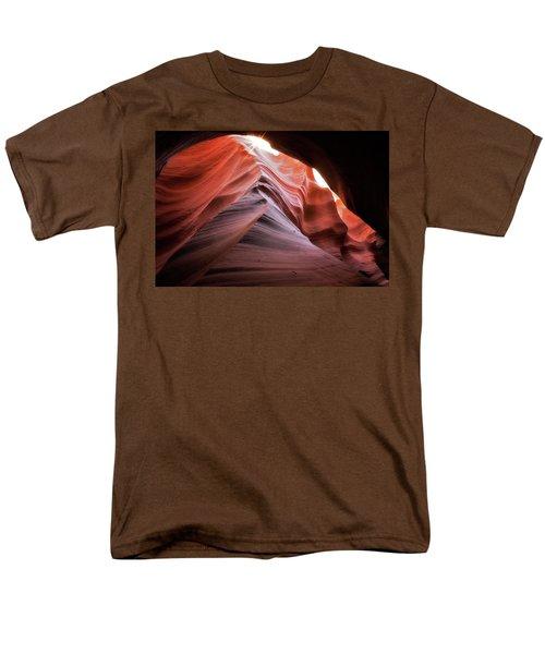 Rock Waves Men's T-Shirt  (Regular Fit) by Nicki Frates