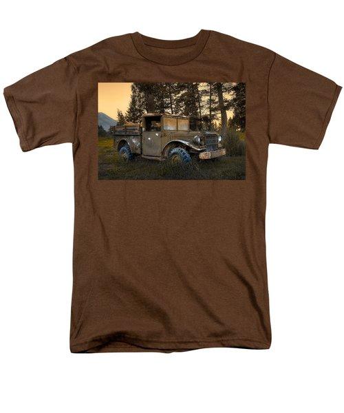 Rockies Transport Men's T-Shirt  (Regular Fit) by Wayne Sherriff