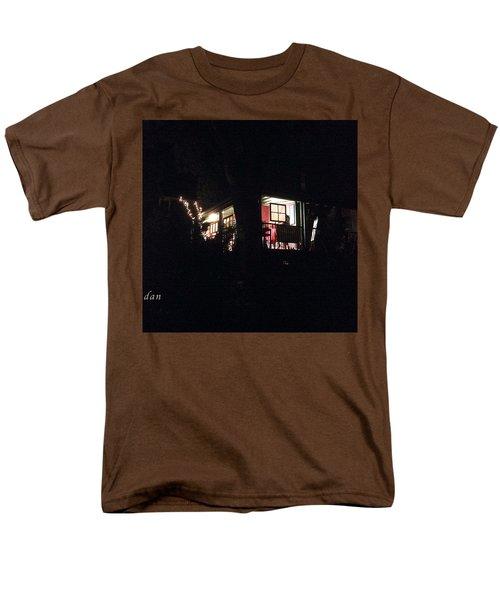 Room In The Sky Men's T-Shirt  (Regular Fit) by Felipe Adan Lerma