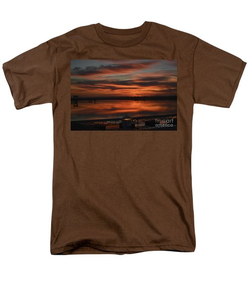 Room With A View Men's T-Shirt  (Regular Fit) by Kathy Baccari