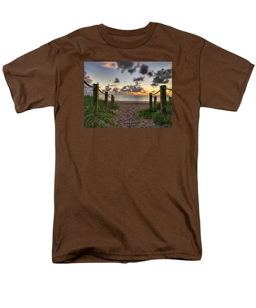 Rope Walk Men's T-Shirt  (Regular Fit)