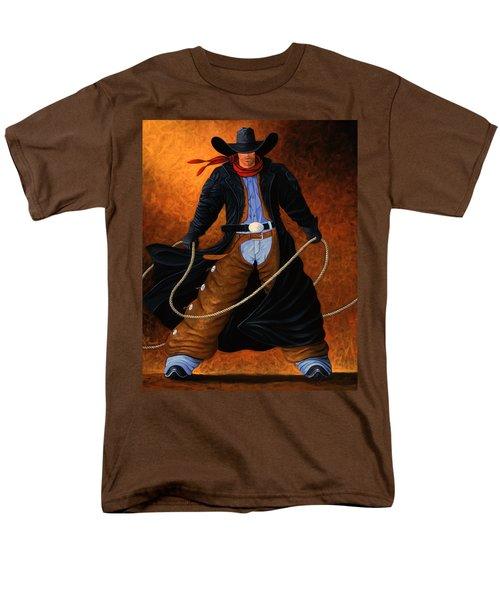 Rowdy Men's T-Shirt  (Regular Fit) by Lance Headlee