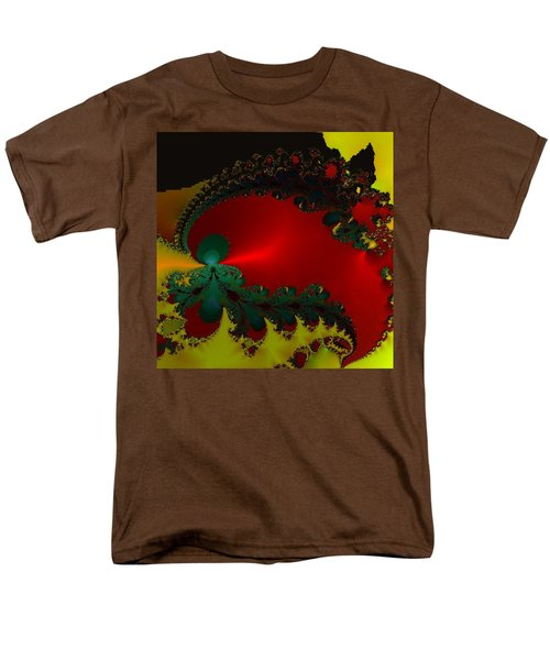 Royal Red Men's T-Shirt  (Regular Fit) by Kevin Caudill