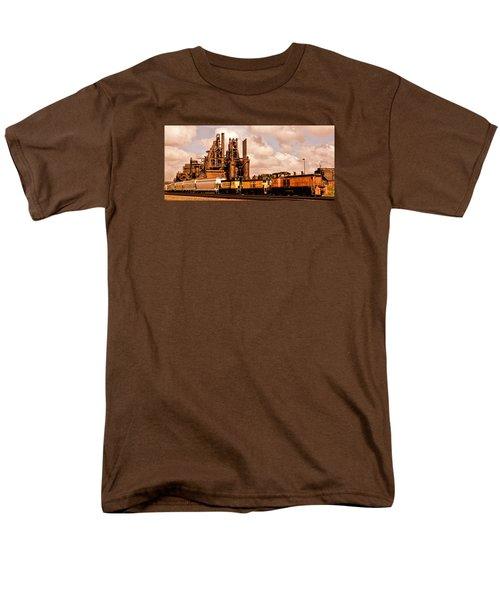 Rust In Peace Men's T-Shirt  (Regular Fit) by DJ Florek