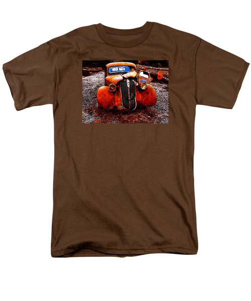 Rust In Peace Men's T-Shirt  (Regular Fit) by Sadie Reneau