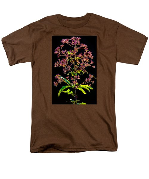 Men's T-Shirt  (Regular Fit) featuring the photograph Rustic Weed by Brian Stevens