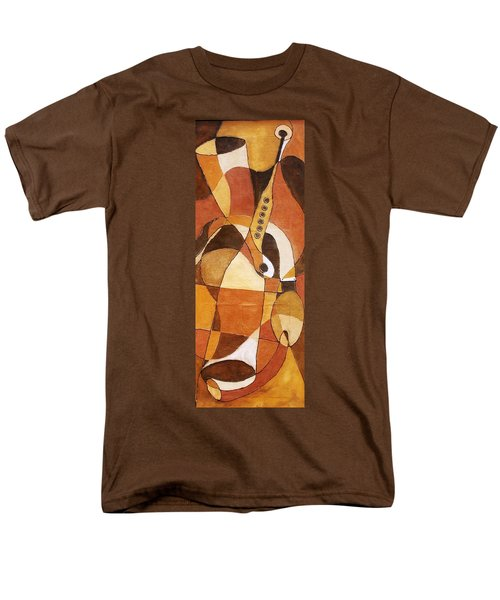 Rythm Of Unity Men's T-Shirt  (Regular Fit) by Bankole Abe