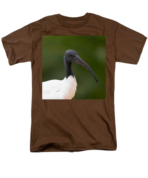 Sacred Ibis Men's T-Shirt  (Regular Fit) by Jouko Lehto