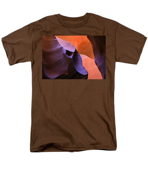 Sandstone Apparition Men's T-Shirt  (Regular Fit) by Mike  Dawson