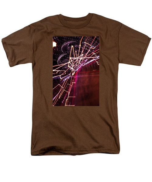 Scatter  Men's T-Shirt  (Regular Fit) by Micah Goff