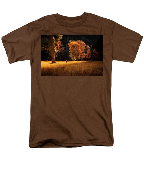 Searching For Light Men's T-Shirt  (Regular Fit) by Nicki Frates