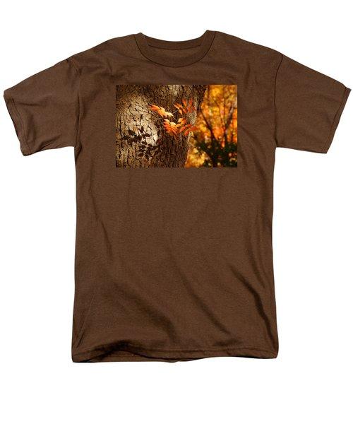 Fall Color Men's T-Shirt  (Regular Fit) by Tam Ryan