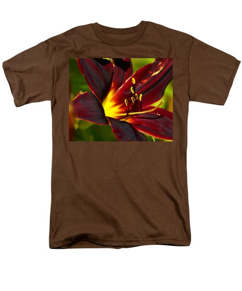 Men's T-Shirt  (Regular Fit) featuring the photograph Shine From Within by Ben Upham III