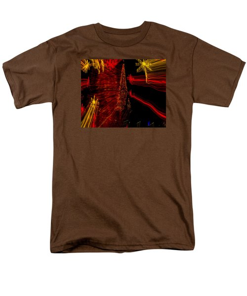 Men's T-Shirt  (Regular Fit) featuring the photograph Shooting Stars by Penny Lisowski