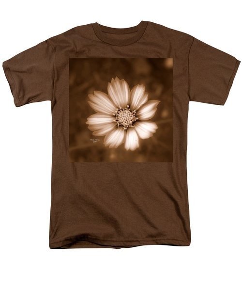 Silent Petals Men's T-Shirt  (Regular Fit) by Trish Tritz