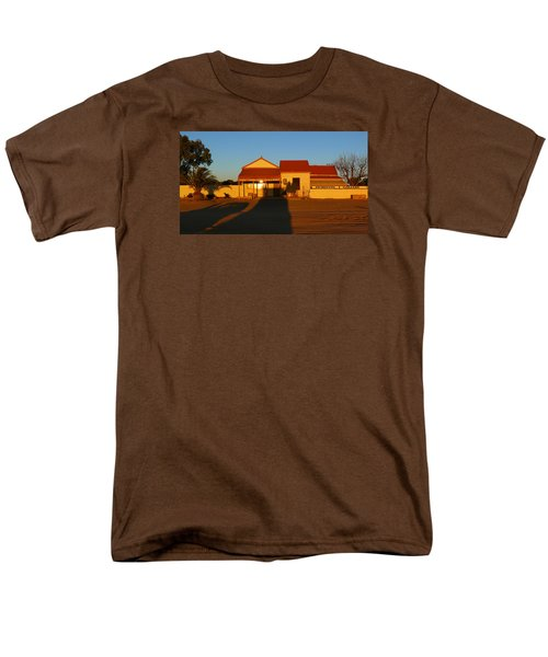 Silverton Men's T-Shirt  (Regular Fit) by Evelyn Tambour