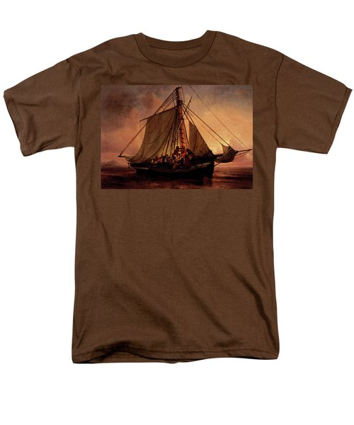 Simonsen Niels Arab Pirate Attack Men's T-Shirt  (Regular Fit) by Niels Simonsen